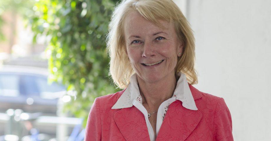 Ordförande Elisabet Fura